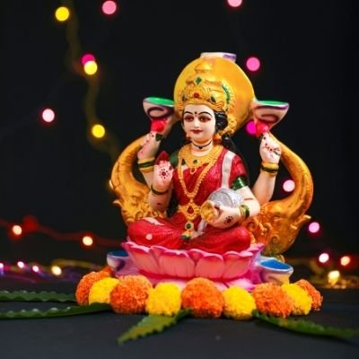 Lakshmi Ji Photo