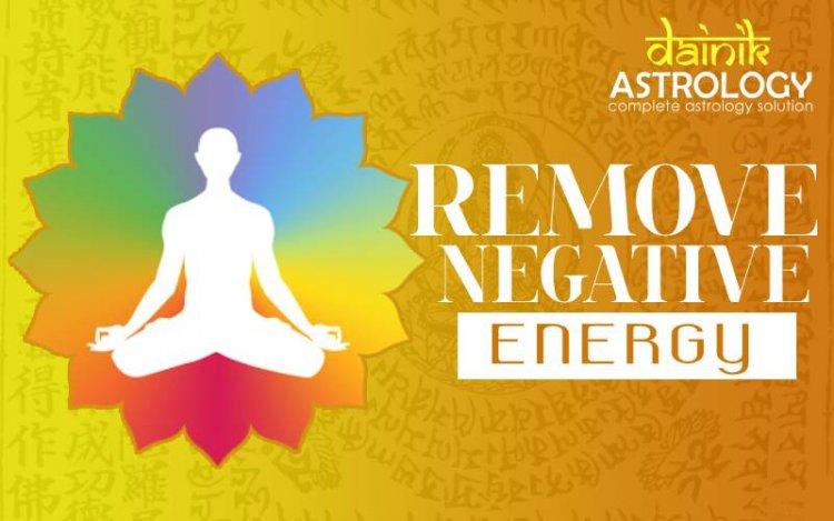 Remove Negative Energy