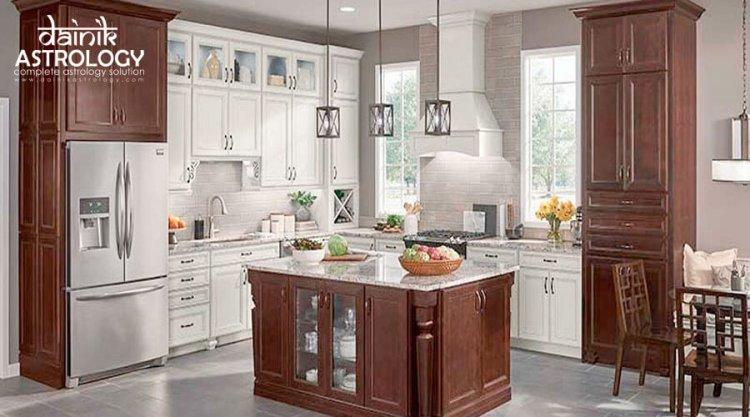 वास्तु शास्त्र के अनुसार जानिए रसोई घर कैसा होना चाहिए?