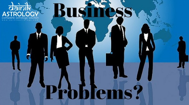 Astrology Remedies to Deal with Business Problems