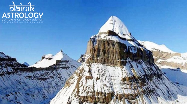 Interesing Facts related to Kailash Parvat