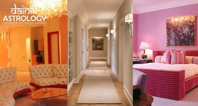 घर के लिए वास्तु रंग इतने महत्वपूर्ण क्यों हैं?