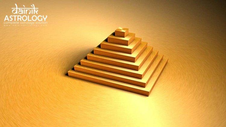 वास्तु शास्त्र में पिरामिड रखने का क्या महत्व है?