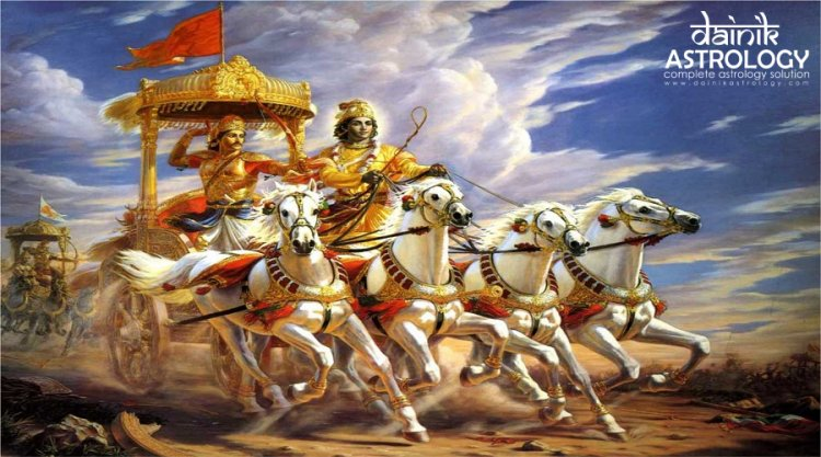 5 Lessons of Mahabharata Will Be Useful During Problem