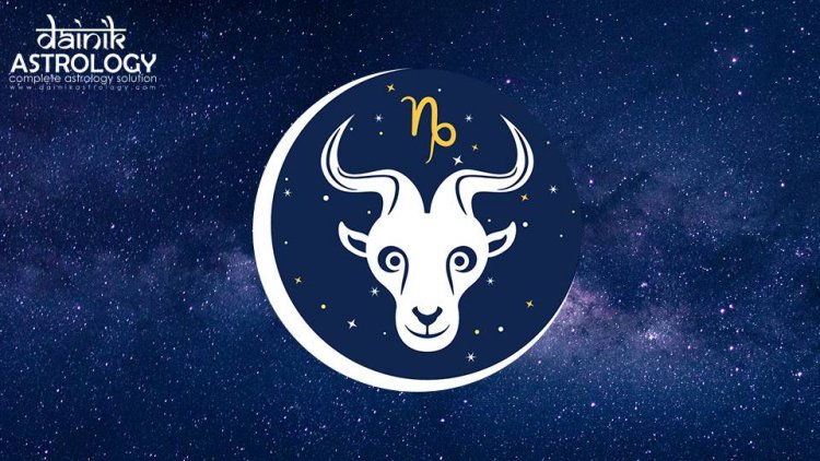 Love Relationship, Career & Health Predictions for Capricorn: 2021