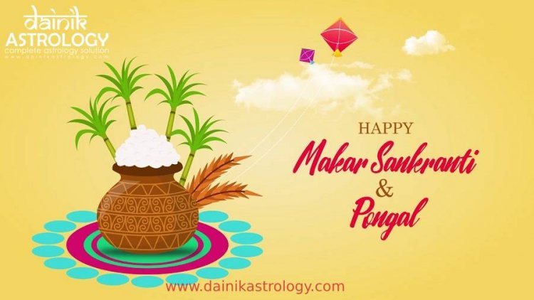 Makar Sankranti and Pongal Wishes Message Quotes in English