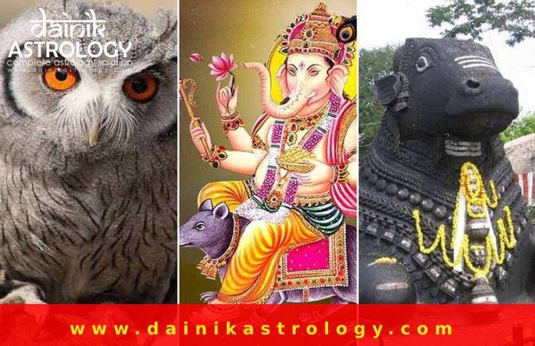 हर देवी देवता का प्रिय वाहन पशु या पक्षी ही क्यों है? क्या है कोई खास वजह