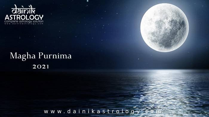 Magha Purnima 2021 - The Magh Purnima Bath to destroy all sins