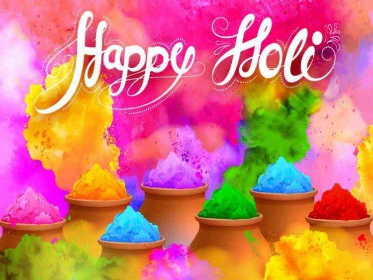 Happy Holi Wishes, Quotes, Messages, Shayari in English & Hindi