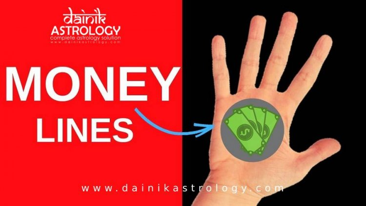 This Palm Line turns Luck, helps to make a lot of money