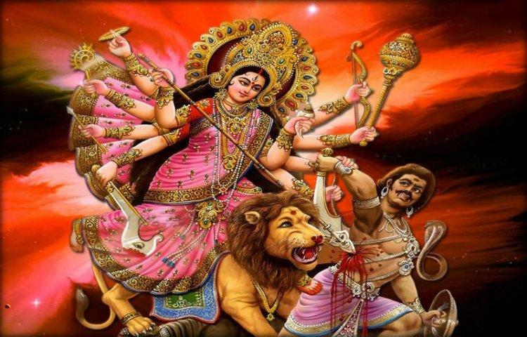 मां दुर्गा के नौ स्वरूपों के बारे में संक्षेप में जानिए