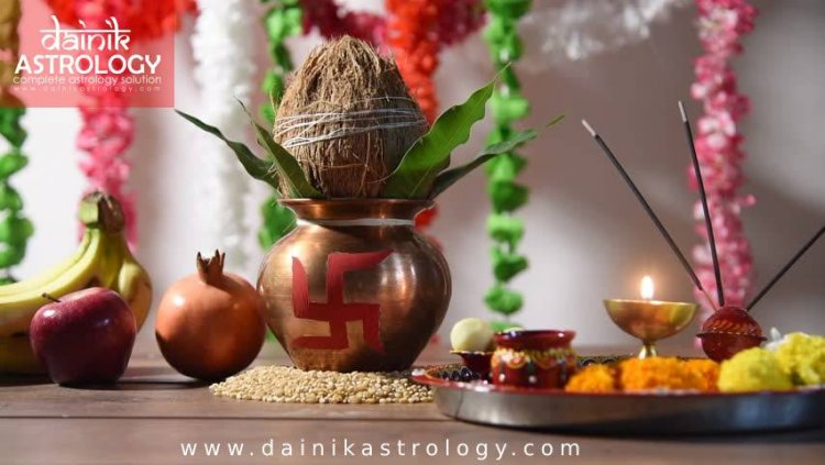 Know the importance of Kalash Pujan