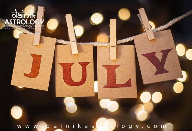 Is your birthday in July, Know about your personality!