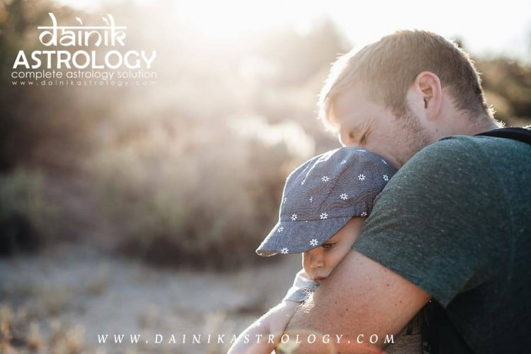 4 Zodiac Signs Are Good Fathers, They Are Ideal for Children, Are you one of them?