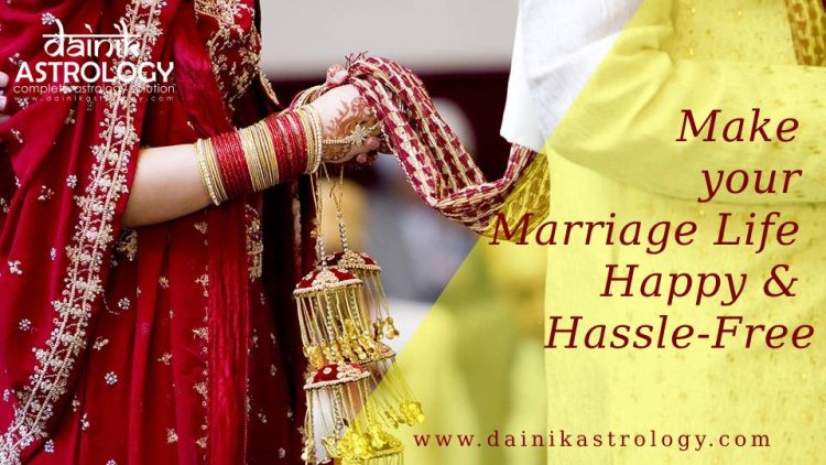Make your Marriage Life Long Term Happy & Successful