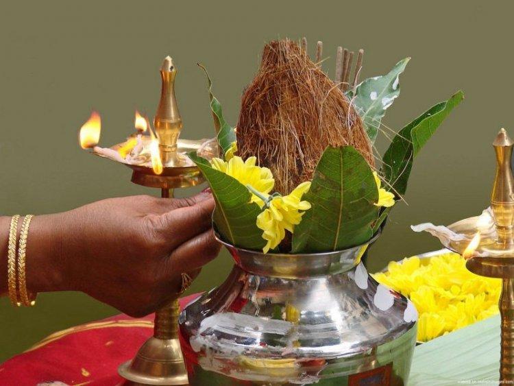 शारदीय नवरात्रि में कैसे करे घट पूजा और जानिए पूजा विधि